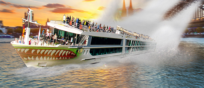 Emerald Waterways need for speed