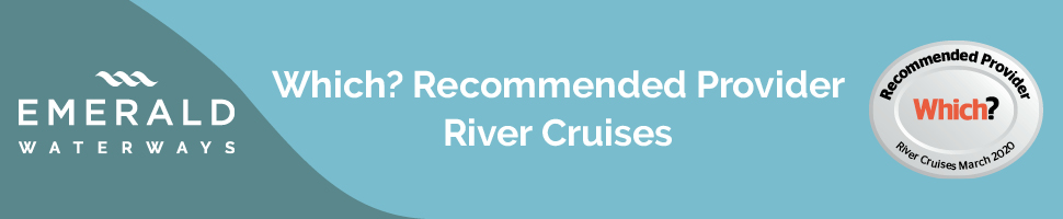 Which? 2020 Recommended river cruise provider