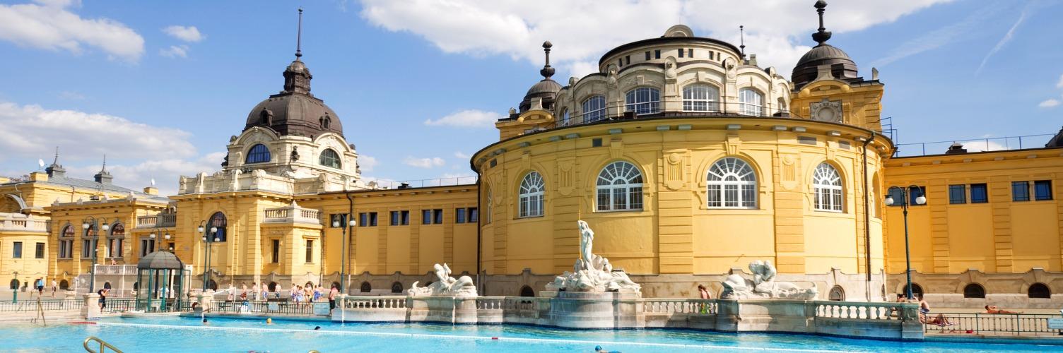 Széchenyi Thermal Baths, Budapest