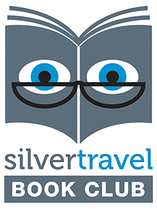 silver travel book club logo