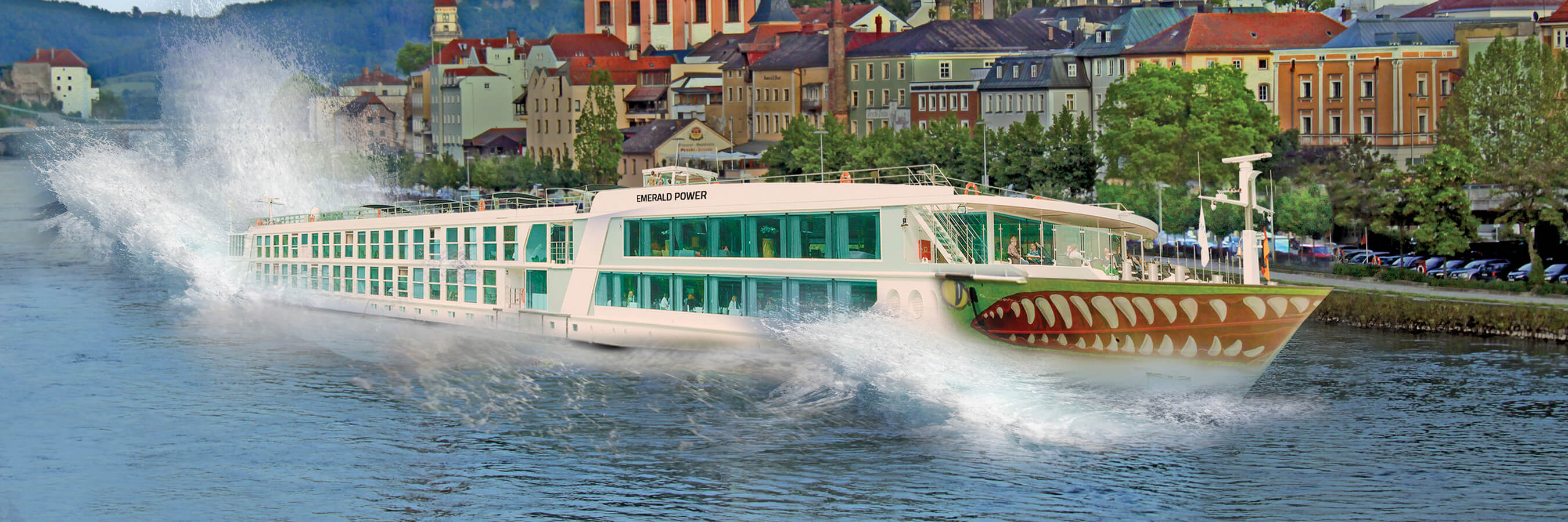 Emerald Waterways Need For Speed Ship