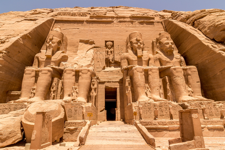 The Great Temple, Abu Simbel